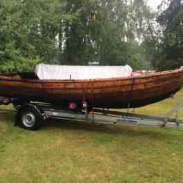 Hyra båttrailer 80km/h reg 1500kg
