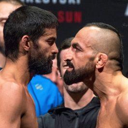 Hyra MMA fighter till Svensexa